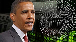Photo: Obama on Financial Regulation and the Federal Reserve