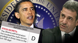 obama report card state secrets