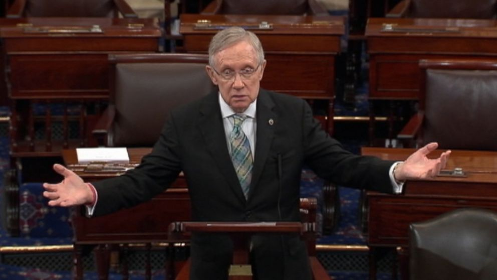 "VIDEO: The Senate majority leader responds to Dick Cheney saying that President Obama has gotten it ""so wrong"" in Iraq."