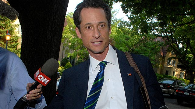 PHOTO:Congressman Anthony Weiner