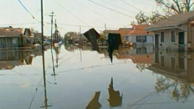 VIDEO: Money will cover flood insurance claims for home and business owners affected by the storm.