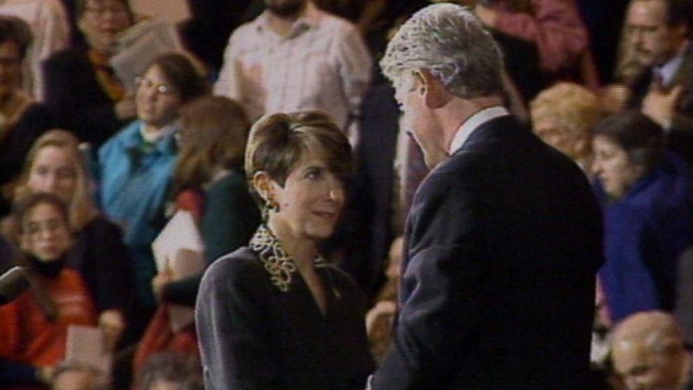 VIDEO: Rep. Marjorie Margolies-Mezvinsky cast the deciding vote for President Clintons economic plan.