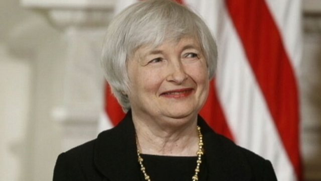 Democrat will succeed Ben Bernanke and become the first woman to lead the central bank.