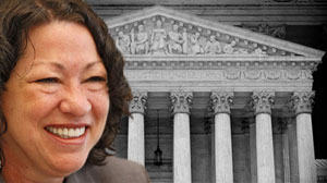 Sotomayor and Supreme Court