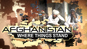 Photo: Afghanistan, where things stand