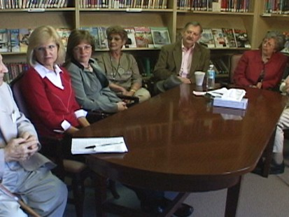 VIDEO: Caregivers Support Group Shares Tips