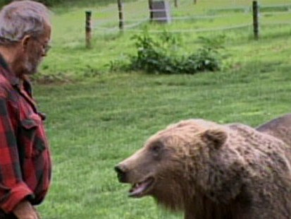 VIDEO: Watch Charles Vandergaw and bears (note: footage of feeding from 2007).