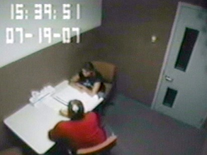 VIDEO: Shocked Brae Recounts Murder to Police