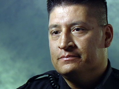 VIDEO: Carnage of mass murder unearths Eloy Escarenos unhealed memories of violence.