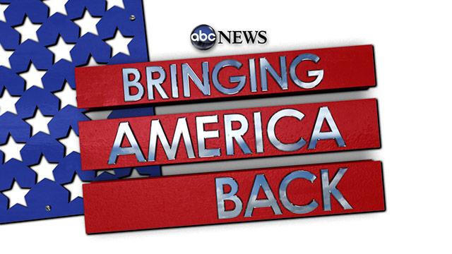 Bringing America Back