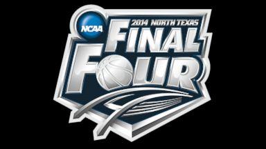 PHOTO: The 2014 NCAA Final Four logo.