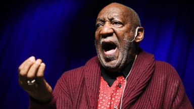 PHOTO: Comedian Bill Cosby performs at the Stand Up for Heroes event at Madison Square Garden, Wednesday, Nov. 6, 2013, in New York.