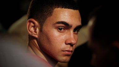 PHOTO: Elian Gonzalez attends an official event with Cubas President Raul Castro in Havana, Cuba.