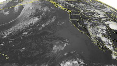 PHOTO: NOAA satellite