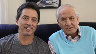 PHOTO: See Dad Run Rejoins Star Scott Baio with Happy Days Creator Garry Marshall on Sunday, Nov. 10, 2013.