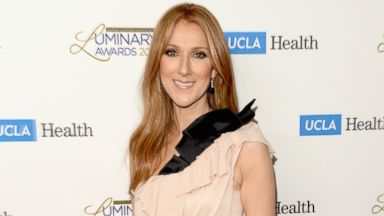 PHOTO: Musician Celine Dion attends the UCLA Head and Neck Surgery Luminary Awards at the Beverly Wilshire Four Seasons Hotel, Jan. 22, 2014 in Beverly Hills, Calif.