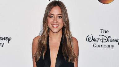PHOTO: Chloe Bennet attends A Celebration of Barbara Walters Cocktail Reception Red Carpet at the Four Seasons Restaurant, May 14, 2014 in New York.