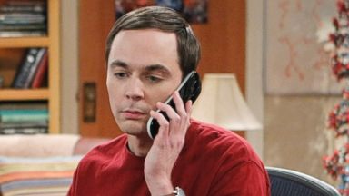 "PHOTO: ""The Convention Conundrum""- After the guys cant get Comic-Con tickets, Sheldon (Jim Parsons) tries to hold his own convention and winds up spending a wild night with James Earl Jones, on The Big Bang Theory."