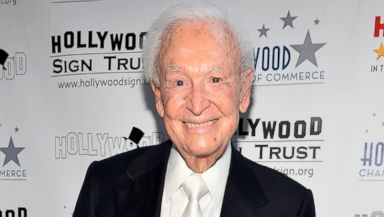 PHOTO: TV host Bob Barker attends The Hollywood Chamber of Commerce & The Hollywood Sign Trusts 90th Celebration of the Hollywood Sign, Sept. 19, 2013, in Hollywood, Calif.