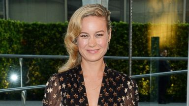 PHOTO: Brie Larson attends the 2014 CFDA fashion awards at Alice Tully Hall, Lincoln Center, June 2, 2014, in New York.