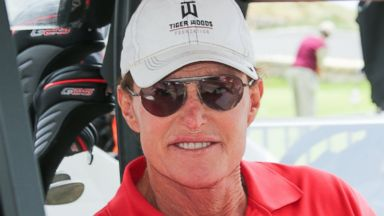 PHOTO: Reality TV Personality Bruce Jenner attends the 3rd annual Hank Baskett Classic Golf Tournament at Trump National Golf Course, May 5, 2014 in Palos Verdes Estates, Calif.