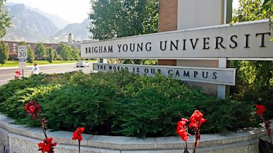 PHOTO: Brigham Young University