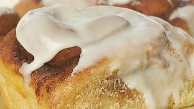 PHOTO: Pillsbury cinnamon rolls have been recalled
