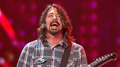 PHOTO: Dave Grohl