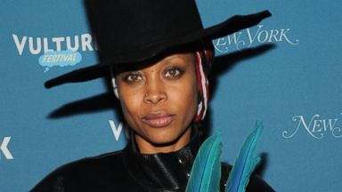 PHOTO: Erykah Badu is pictured on May 9, 2014 in New York City.