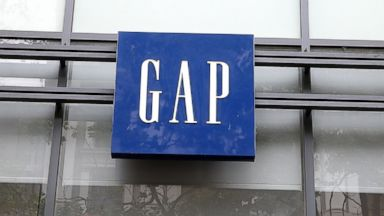 PHOTO: A pedestrian walks by a Gap clothing store, July 10, 2013 in San Francisco, Calif.