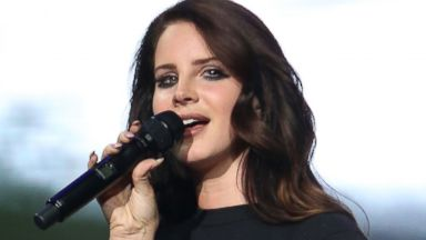 PHOTO: Lana Del Rey is pictured on May 10, 2014 in Columbia, Md.