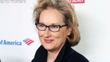 PHOTO: Meryl Streep attends Women in the World Summit 2013, April 4, 2013 in New York.