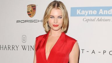 PHOTO: Rebecca Romijn arrives at the 2nd Annual Baby2Baby Gala at The Book Bindery, Nov. 9, 2013, in Culver City, Calif.