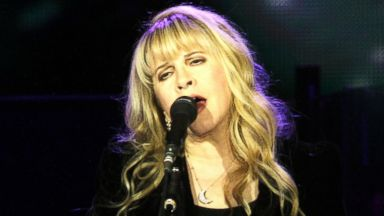 PHOTO: Stevie Nicks of Fleetwood Mac performs at 02 Arena, Sept. 27, 2013, in London.