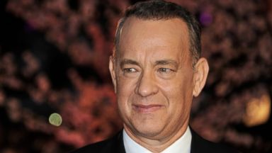 "PHOTO: Actor Tom Hanks attends the Closing Night Gala European Premiere of ""Saving Mr Banks"" during the 57th BFI London Film Festival at Odeon Leicester Square, Oct. 20, 2013 in London."