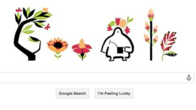 PHOTO: Google Doodle