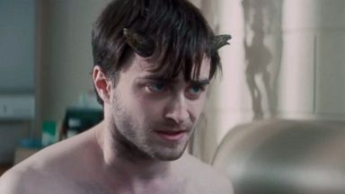 "PHOTO: Daniel Radcliffe is seen here in the trailer from the ""Horns."""