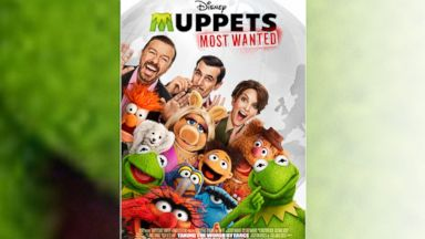 """PHOTO: Disneys feature film """"Muppets Most Wanted"""" hits theaters March 21, 2014."""