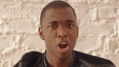 "PHOTO: Jay Pharaoh in Saturday Night Lives digital short parody of the viral hit ""The Fox Song."""