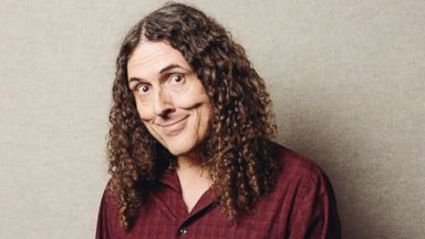 PHOTO: Weird Al Yankovic poses for a portrait in Los Angeles, Calif. on July 17, 2014.