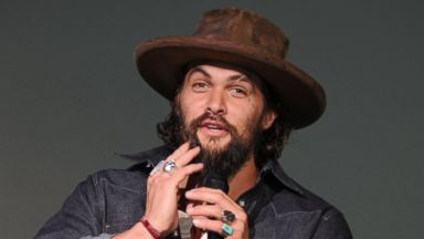 """PHOTO: Jason Momoa attends """"Meet The Filmmaker"""" at Apple Store Soho on July 8, 2014 in New York City."""