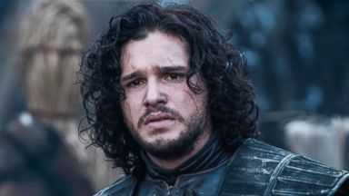 "PHOTO: Pictured is Kit Harington in season four of ""Game of Thrones."""