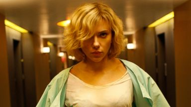"PHOTO: Scarlett Johansson is Lucy in the film ""Lucy"" directed by Luc Besson."