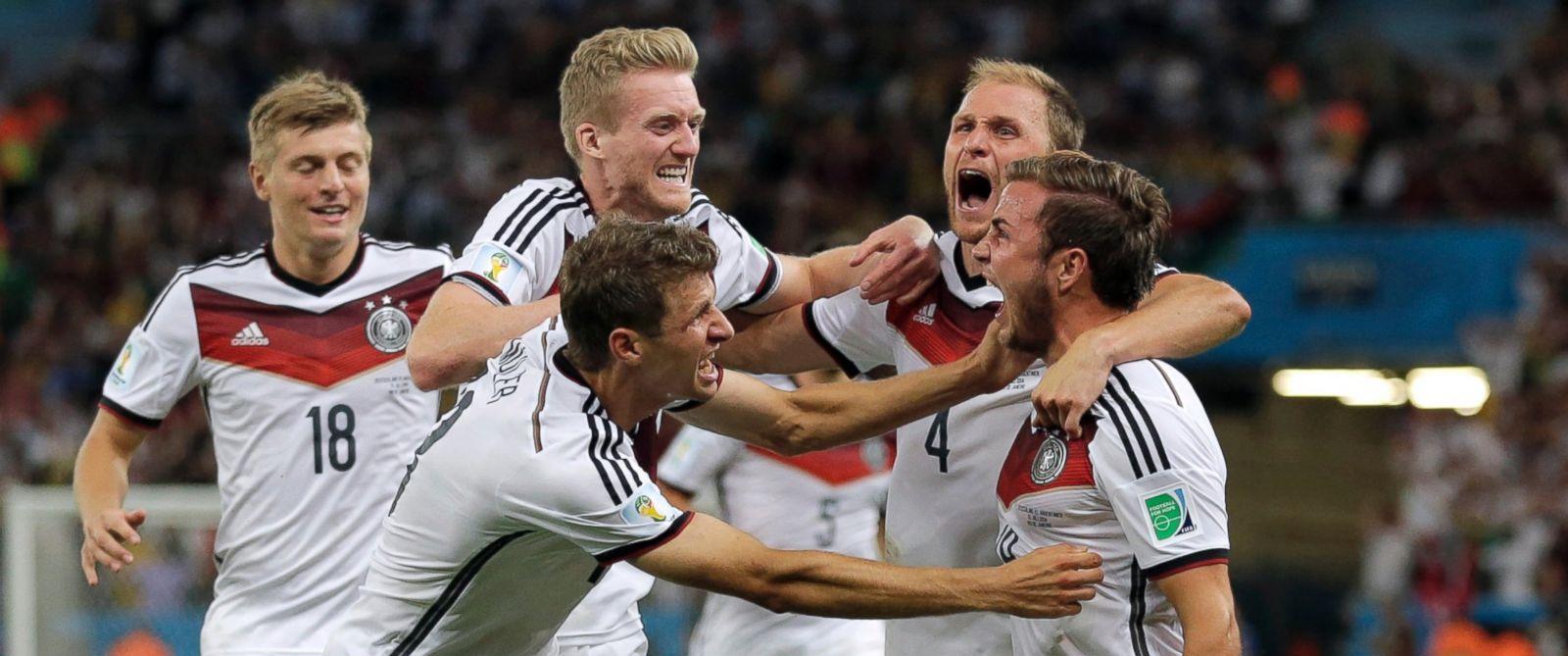 PHOTO: 2014 FIFA World Cup - Germany vs. Argentina