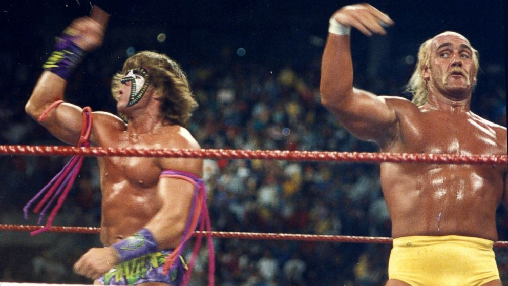 Why the Ultimate Warrior Was Such a Legend - ABC News