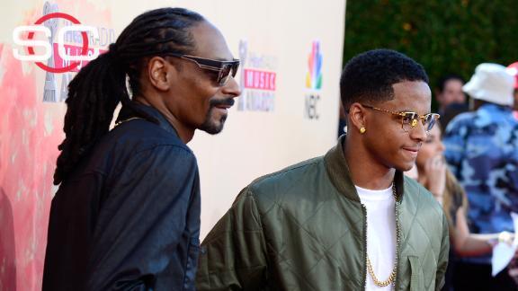 Snoop Dogg Son