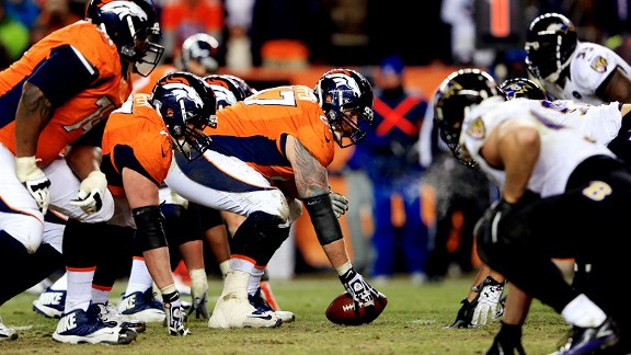 Denver Broncos vs. Baltimore Ravens