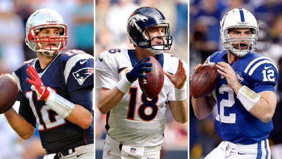 Brady/Manning/Luck