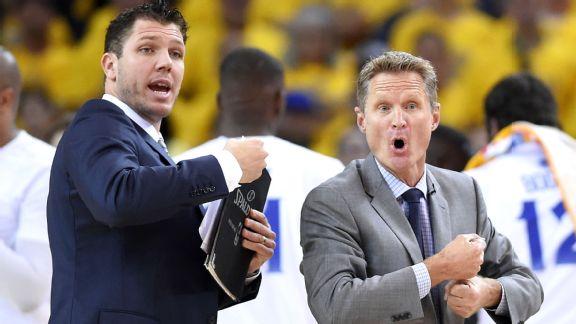 Drive to revive: Why Luke Walton chose the struggling Lakers