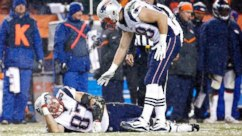 Rob Gronkowski Injured